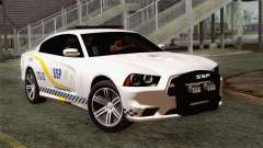 Dodge Charger SXT Premium 2014 para GTA San Andreas