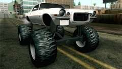 Chevrolet Camaro Z28 Monster Truck para GTA San Andreas