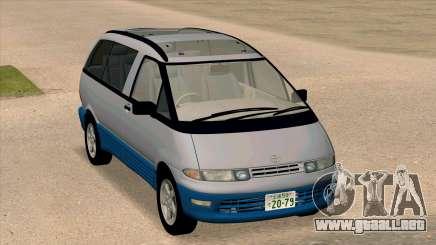 Toyota Estima Lucida 1990 para GTA San Andreas