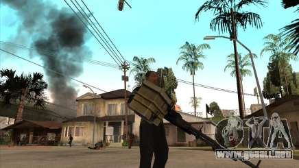 CABLE de Battlefield 3 para GTA San Andreas