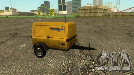 Multi Utility Trailer 3 in 1 para GTA San Andreas