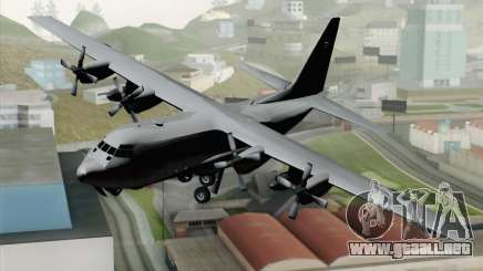 C-130H Hercules Polish Air Force para GTA San Andreas