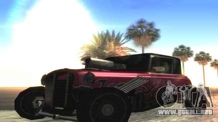 Actualizado Hotknife para GTA San Andreas