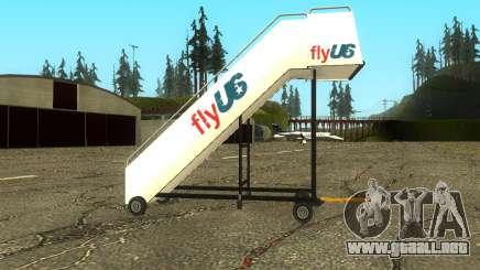 New Tugstair Fly US para GTA San Andreas