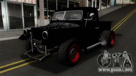 GTA 5 Bravado Rat-Truck SA Mobile para GTA San Andreas