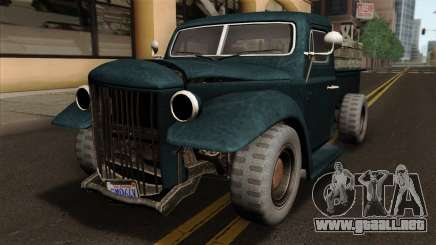 GTA 5 Bravado Rat-Loader para GTA San Andreas