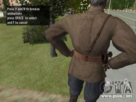 El Comisionado De Markov para GTA San Andreas séptima pantalla