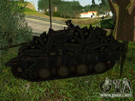 Panther para el motor de GTA San Andreas