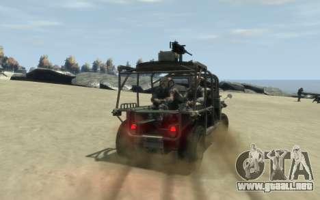 M1161 Growler para GTA 4 left