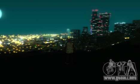 Project 2dfx 2.1 para GTA San Andreas quinta pantalla