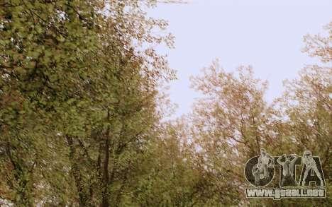 DirectX Test 1 - ReMastered para GTA San Andreas tercera pantalla