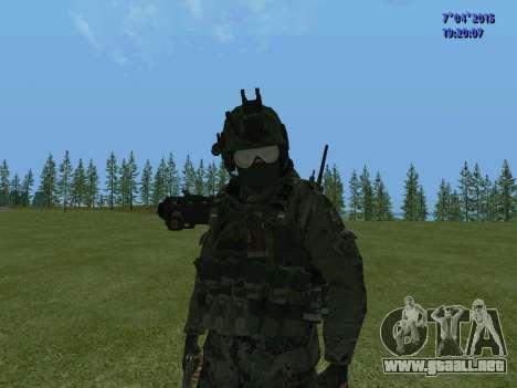 SWAT para GTA San Andreas novena de pantalla