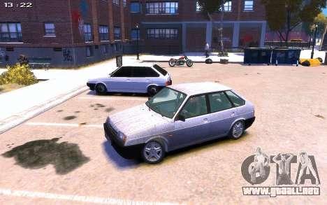 2109 para GTA 4 visión correcta