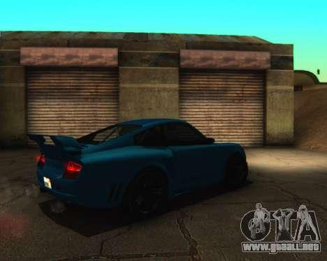 ENBSeries by IE585 V2.1 para GTA San Andreas sucesivamente de pantalla