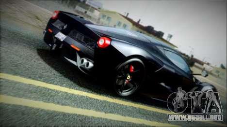 Super Realistic Project para GTA San Andreas quinta pantalla