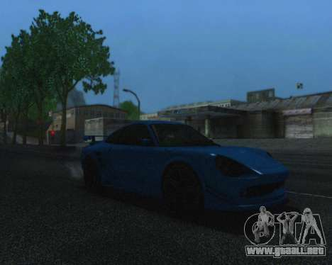 ENBSeries by IE585 V2.1 para GTA San Andreas segunda pantalla