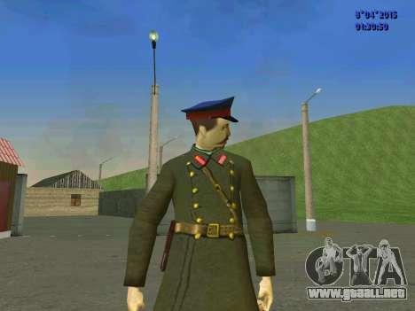 Felix Edmundovich Dzerzhinsky para GTA San Andreas tercera pantalla