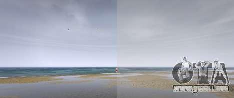 GTA 5 Sharp Vibrant Realism tercera captura de pantalla