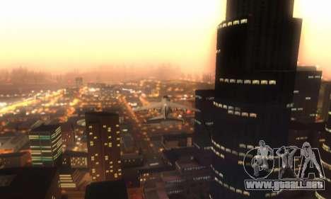 Project 2dfx 2.1 para GTA San Andreas sucesivamente de pantalla