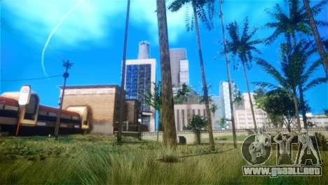 SPES ENB para GTA San Andreas sucesivamente de pantalla