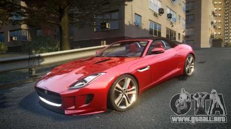 Jaguar F-Type v1.6 Release [EPM] para GTA 4