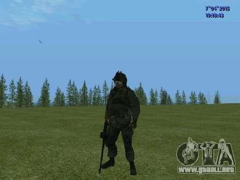 SWAT para GTA San Andreas séptima pantalla