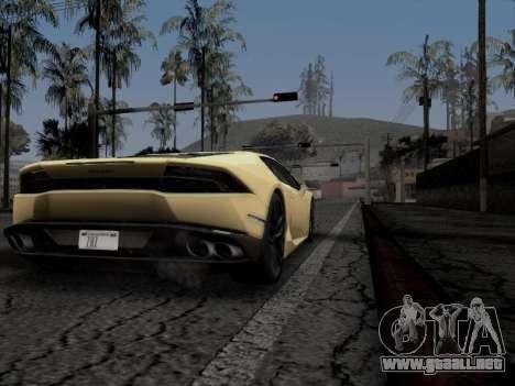 End Of Times ENB para GTA San Andreas tercera pantalla