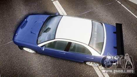 Dinka Chavos SXX v2.0 para GTA 4 visión correcta
