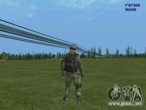 SWAT para GTA San Andreas