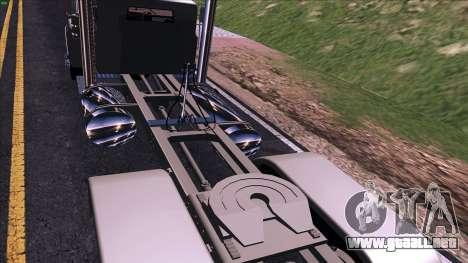 Mack RS700 Custom para GTA San Andreas vista hacia atrás
