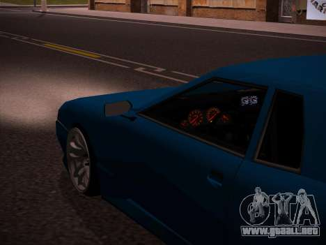 Elegy GunkinModding para visión interna GTA San Andreas