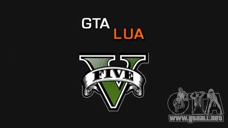 GTA 5 GTALua