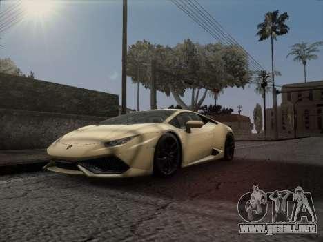 End Of Times ENB para GTA San Andreas segunda pantalla