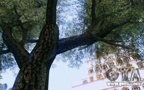 DirectX Test 1 - ReMastered para GTA San Andreas sucesivamente de pantalla