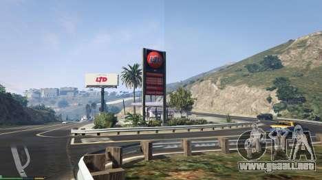 GTA 5 Clear HD v2.0 - ReShade Master Effect quinta captura de pantalla