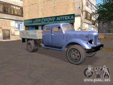ZIL 164 Lado para GTA San Andreas
