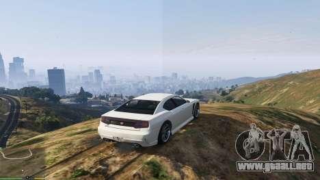 GTA 5 Clear HD v2.0 - ReShade Master Effect cuarto captura de pantalla
