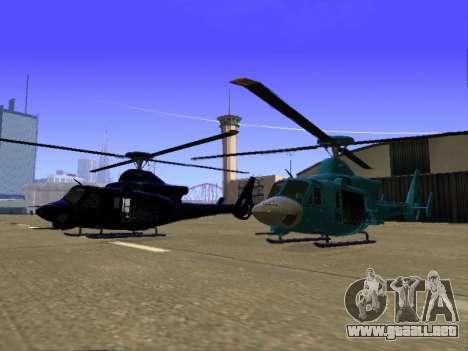 GTA 5 Valkyrie para vista lateral GTA San Andreas