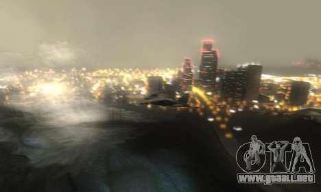Project 2dfx 2.1 para GTA San Andreas segunda pantalla