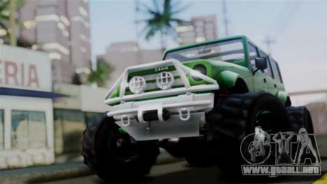 GTA 5 Canis Mesa Merryweather IVF para GTA San Andreas