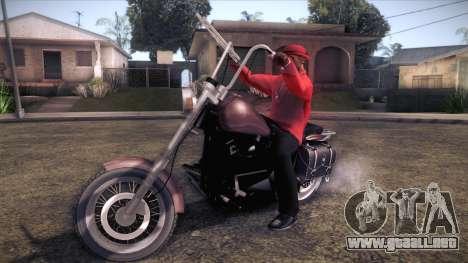 Custom Chopper para GTA San Andreas
