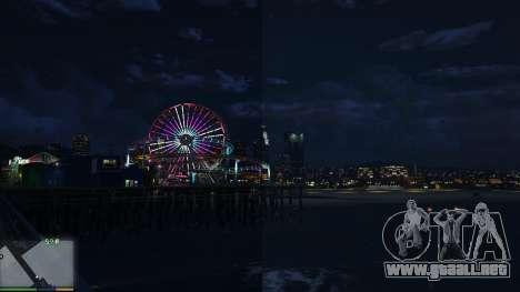 GTA 5 Clear HD v2.0 - ReShade Master Effect sexta captura de pantalla