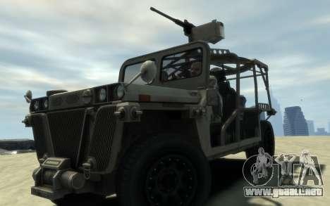 M1161 Growler para GTA 4
