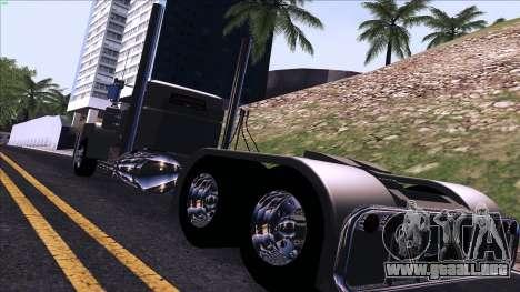 Mack RS700 Custom para la visión correcta GTA San Andreas