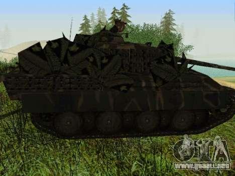 Panther para visión interna GTA San Andreas