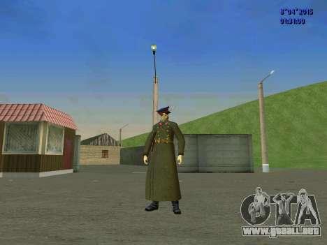 Felix Edmundovich Dzerzhinsky para GTA San Andreas quinta pantalla
