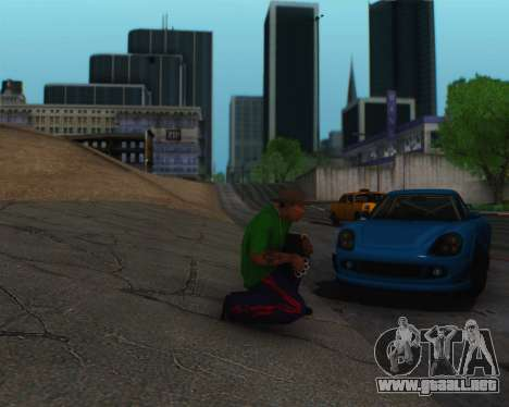 ENBSeries by IE585 V2.1 para GTA San Andreas séptima pantalla