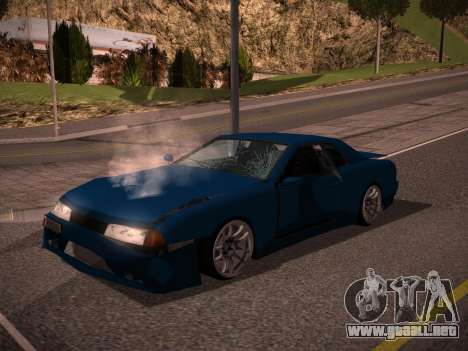 Elegy GunkinModding para la visión correcta GTA San Andreas