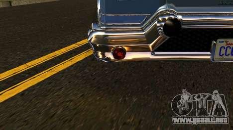 GTA 5 Declasse Tornado IVF para vista lateral GTA San Andreas