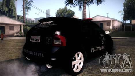Ford Edge COPE - PCSC para GTA San Andreas left